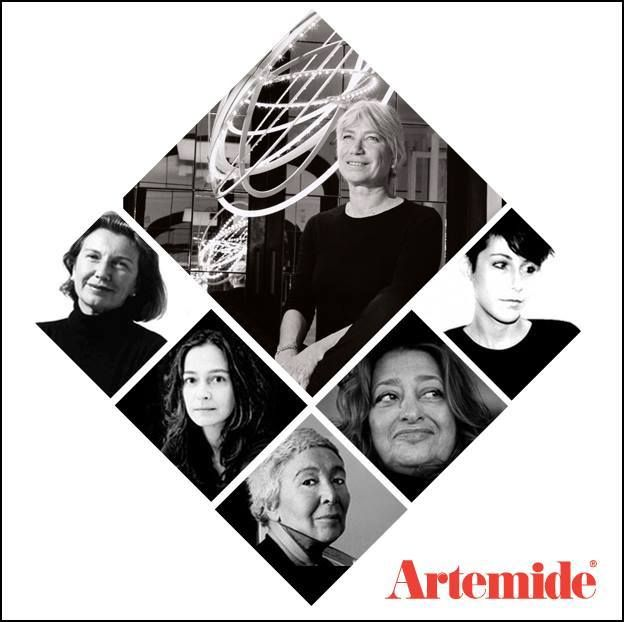 Those women have several points in commun : their creativity, their engagement, and their work with Artemide ! Discover our designers without whom we wouldn't be the company we are.