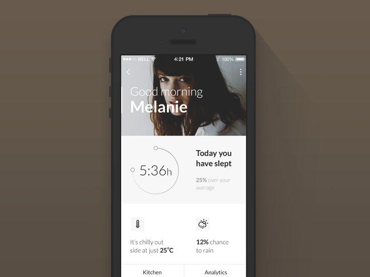 사회 프로필 - (개념 아이폰 OS 7 응용 프로그램)