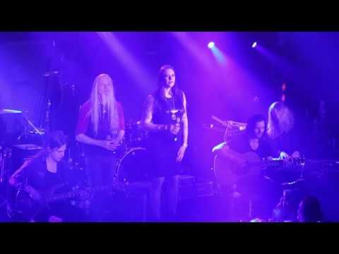 Floor Jansen & Marco Hietala - Ave Maria @ Raskasta Joulua, Baltic Princ...