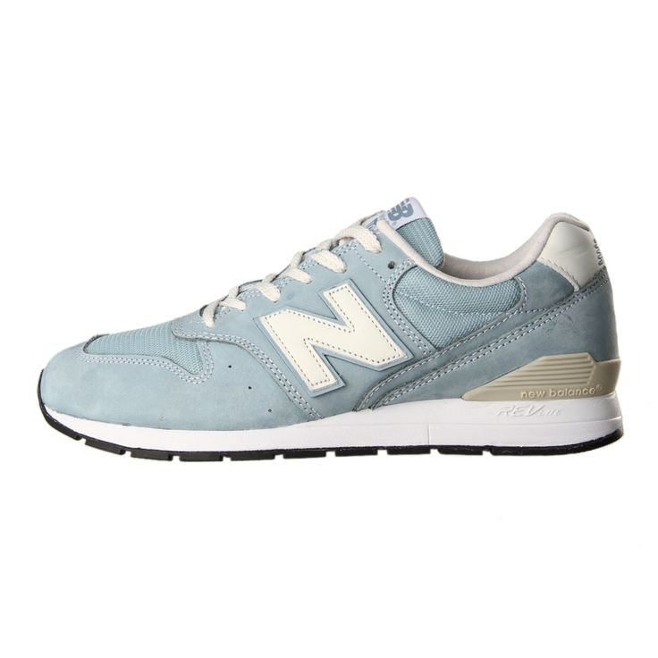 �90.00 New Balance MRL996FL trainers in Grey. The popular New Balance 996  returns in