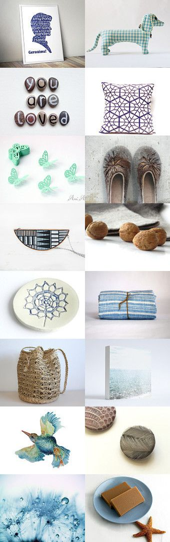 you are loved :) by Elan on Etsy--Pinned with TreasuryPin.com