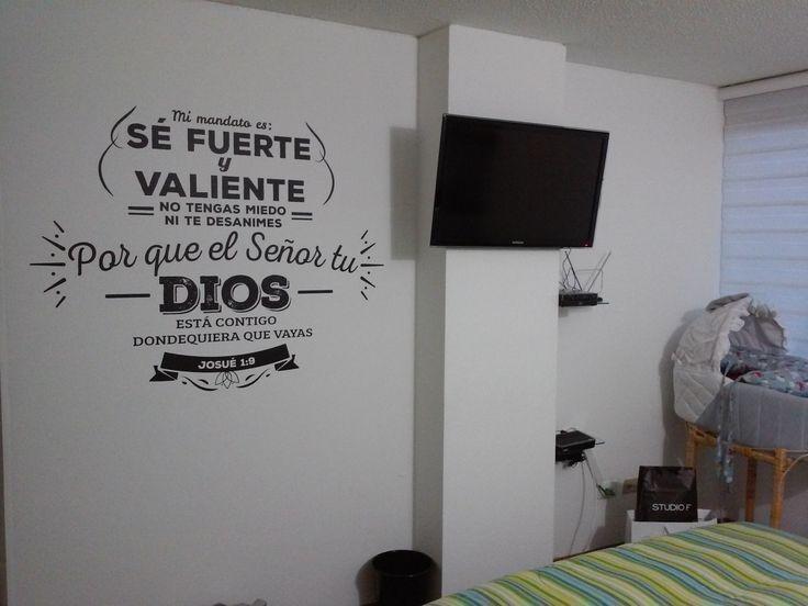 Tu palabra.. Tu Diseño En Bogotá tel.3176746222 - 4060080 contactanos@gfdecoraciones.com