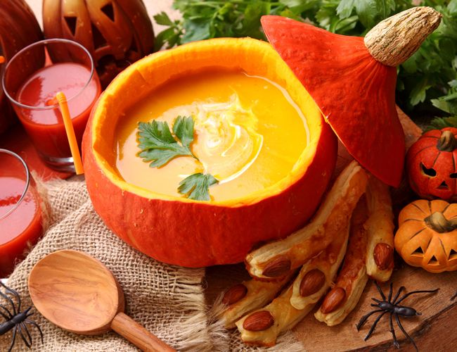 Have you tried pumpkin soup yet? Check it out on Lipa Village!