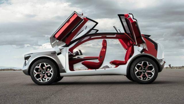 Kia Habaniro All Wheel Drive Concept Wordlesstech Concept Cars Kia Super Cars