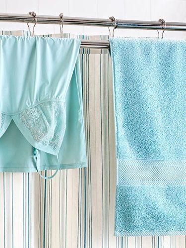 14 Best Behind The Door Towel Rack Images On Pinterest