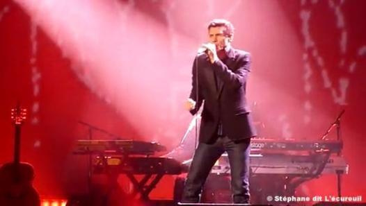 Marc #Lavoine en #concert au #Phare à #Chambéry le Mardi 9 avril 2013