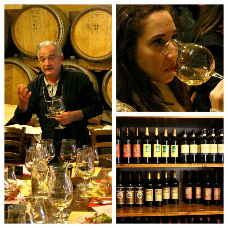 Wine, Wine, Pierluigi.. and even more Wine! #winetasting #tuscany #degustazioni #toscana #wineclasstour #wineclass #wine #foodpairing #Italy