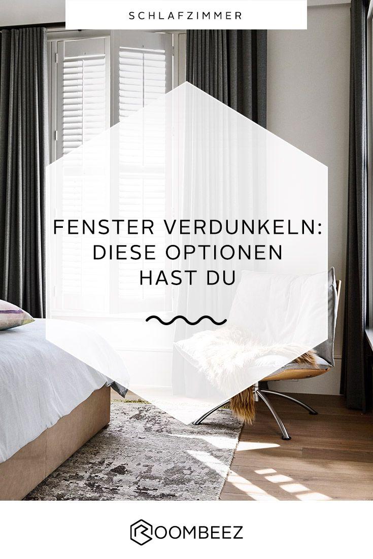 Fenster verdunkeln » Tipps für deine Wohnung  OTTO  Vorhänge