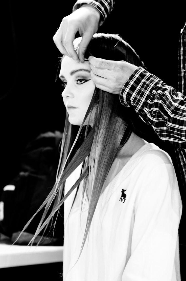 Behind the scenes at NZ Fashion Week 2013 #nzfw