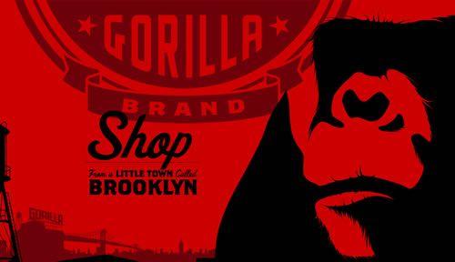 Gorilla Coffee Website
