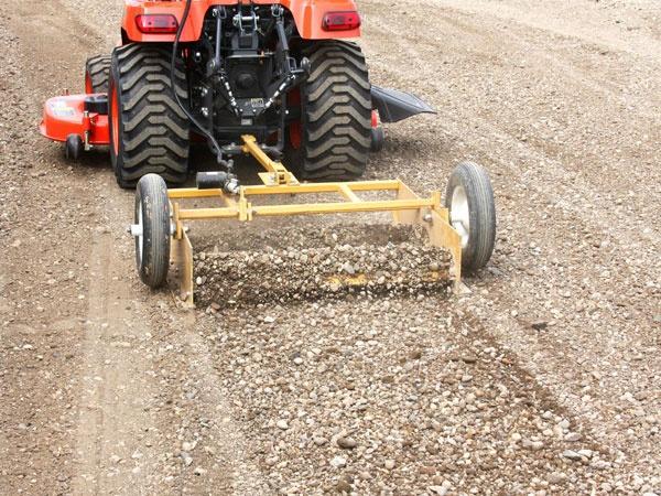 Domor Equipment Atv Lawn Tractor Attachment Atv