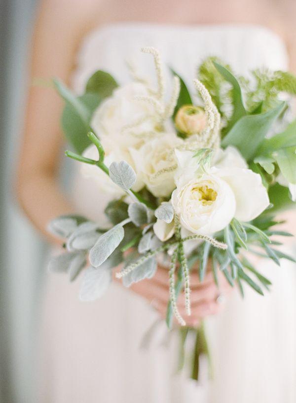 White Garden Rose Bouquet 749 best bouquets / light & white images on pinterest | marriage