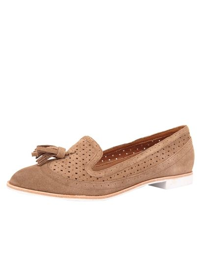 ... on Let's get some shoes!   Pinterest   Taupe, Dolce vita and Loafers