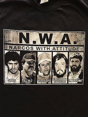 N.W.A Straight Outta Sinaloa Narco Caro Mayo El Chapo Guzman Carrillo Mochomo