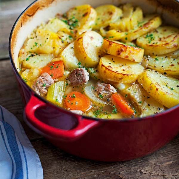 This traditional Irish stew recipe is warming and comforting. A family favourite in the making.