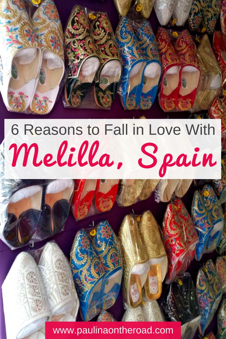 Discover 6 Reasons why you MUST visit Melilla, Spain. It's a Spanish enclave on the African continent with a breathtaking cultural mix. Get the best from Arab and Spanish culture. #melilla #spain #africa #ferry #travelling #hiddengems