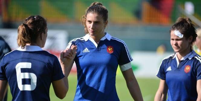 Fanny Horta souhaite affirmer le potentiel de l'équipe de France. (Pierre Lahalle/L'Equipe) - 27/05/2016