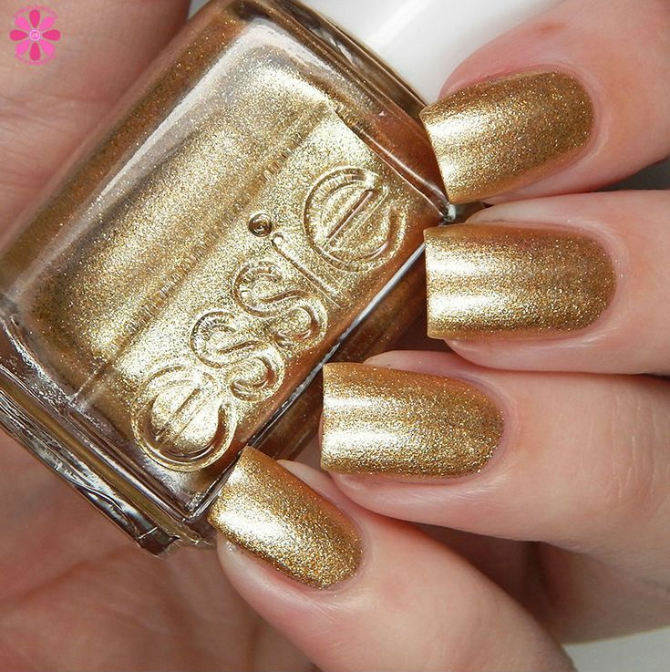 Essie Gold Nail Polish: 96 Best Images About GOLD**** On Pinterest