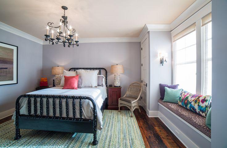 Bedroom Decor Ideas | Transitional Interior Design | Luxury Real Estate Bluffton, South Carolina