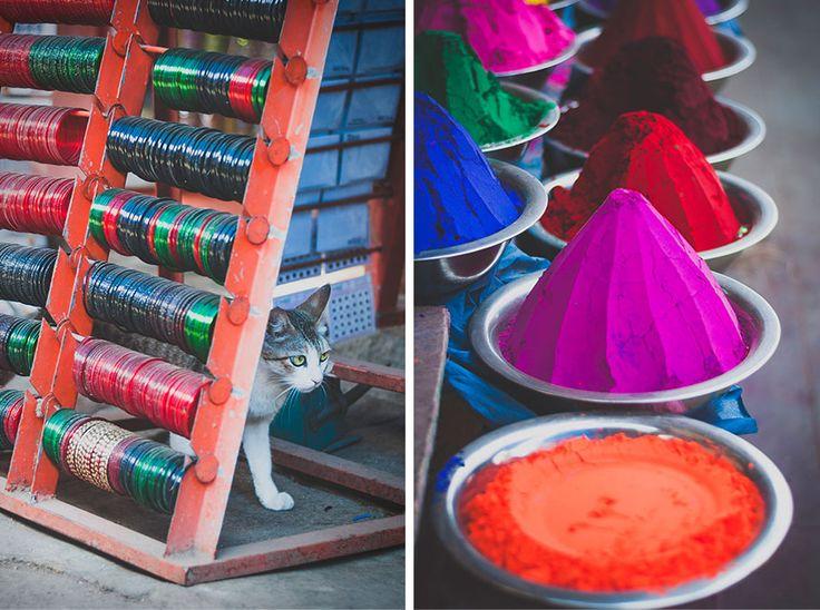 Devaraja Market, Mysore-India