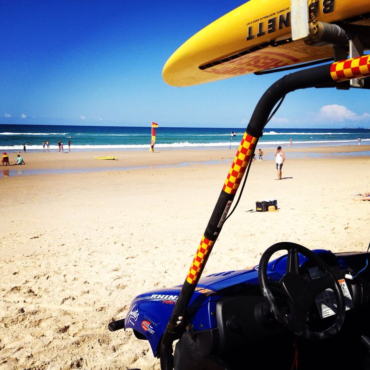 A day at the beach - Mermaid Beach 2013