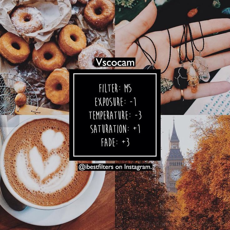 1,558 отметок «Нравится», 39 комментариев — vsco filters! (@ibestfilters) в Instagram: «#M5bfilters / free filter❕ AUTUMN filter  love how it looks! best for images with alot of…»