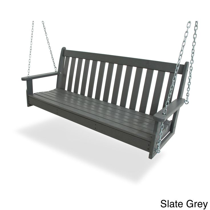 Vineyard Polywood 60-inch Swing