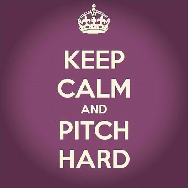 Pitch Hard ....Fastpitch