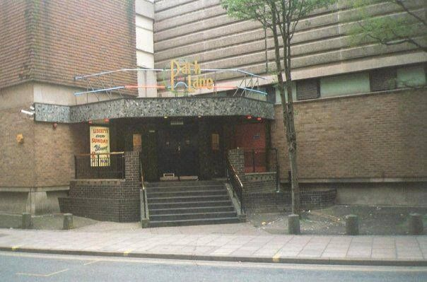 Park Lane nightclub....I may have staggered out of there once or twice. Shrewsbury, Shropshire