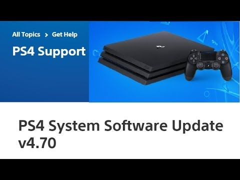 PS4 OS Update 4.70 Bricked Your PS4 or PRO ? - Check How To Fix It