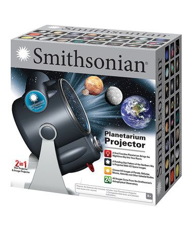 Look what I found on #zulily! 2-in-1 Planetarium Projector #zulilyfinds
