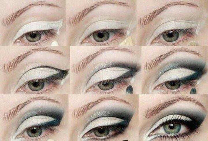 15 Attractive Smokey Eye Makeup Tutorials - Always in Trend   Always in Trend