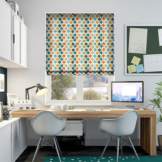 We just love that Scion's designs let us indulge in our childish side and think that's why you'll love them too. Just take a look at this design, with its colourful array and simple pattern.