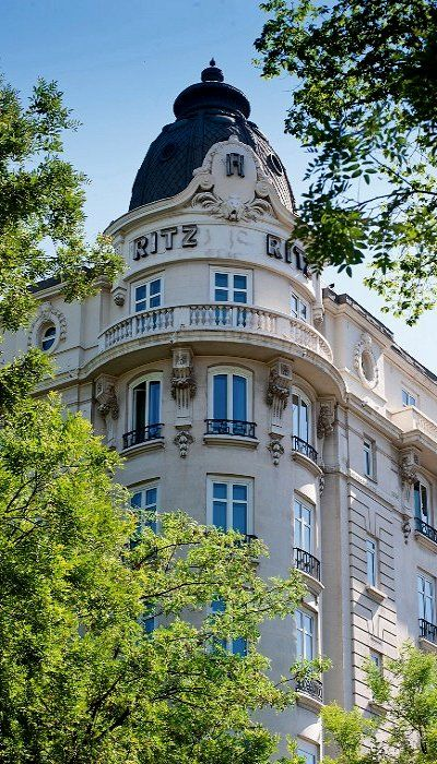 Hotel Ritz.. Madrid, Spain