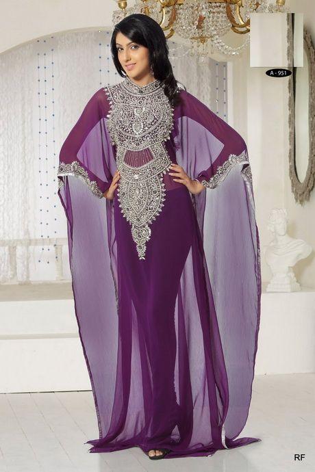 Robe de soiree mariage arabe