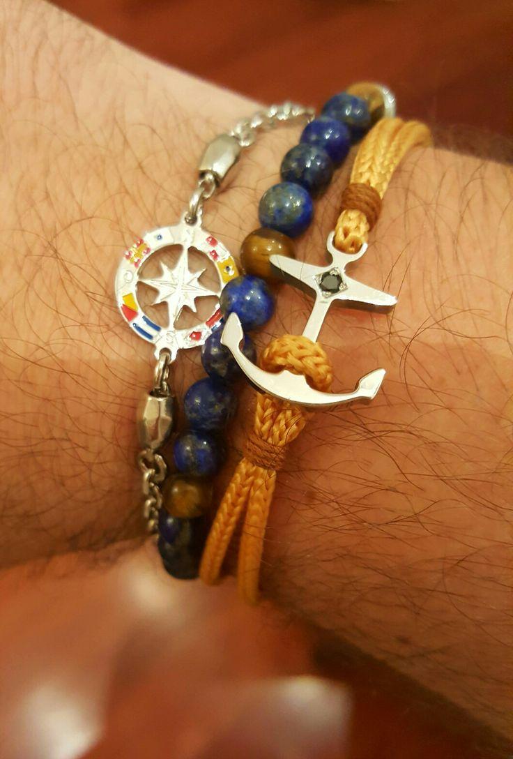 I miei braccialetti/My bracelets