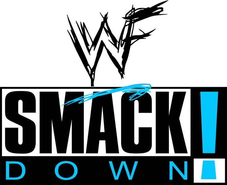 wwf smackdown logo awesome logos pinterest