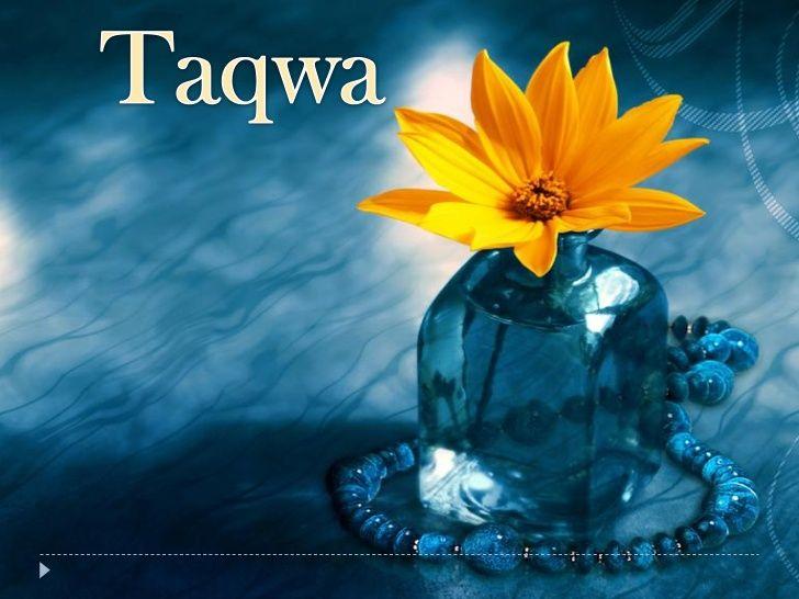 Wij vasten zodat ons Taqwa voor Allah, De Verhevene (dv), doet toenemen. Door Taqwa riep de Profeet Noeh (vzmh) zijn volk voor ongeveer 950 jaar om Allah (dv) te aanbidden. Door Taqwa weigerde de Profeet Yoesoef (vzmh) om ontucht te plegen met een schone vrouw. Door Taqwa durfde de Profeet Moesa (vzmh) om de dictator Firoun te roepen om Allah (dv) te aanbidden. Door Taqwa bad de Profeet Mohammed (vzmh) laat in de nacht terwijl al zijn zondes vergeven waren door Allah (dv). #taqwa