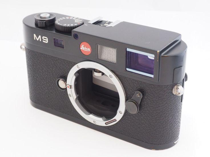 ライカ(LEICA) M9 Body(ブラックペイント)【1800万画素】 中古 | カメラのキタムラ ネット中古