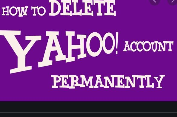 How To Close A Yahoo Mail Account Delete Your Yahoo Mail Account Techsog Mail Account Small Business Email Accounting