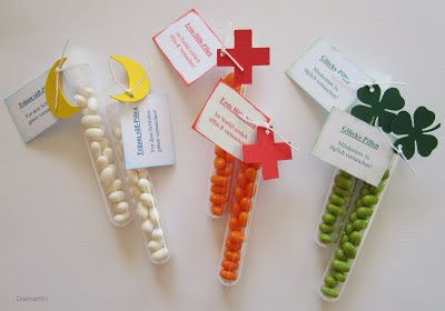 Diamantin´s Hobbywelt: Pillen-Röhrchen; Glückspillen, Erste-Hilfe Pillen, Träum süß