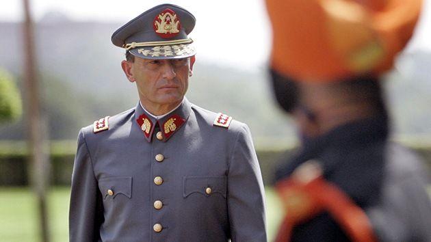Juan Emilio Cheyre es detenido por su participación en la Caravana de la Muerte