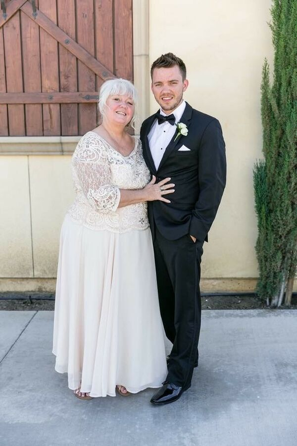 Mother of the bride /Groom dress plus size 4x#bride#Mother#Groom ...