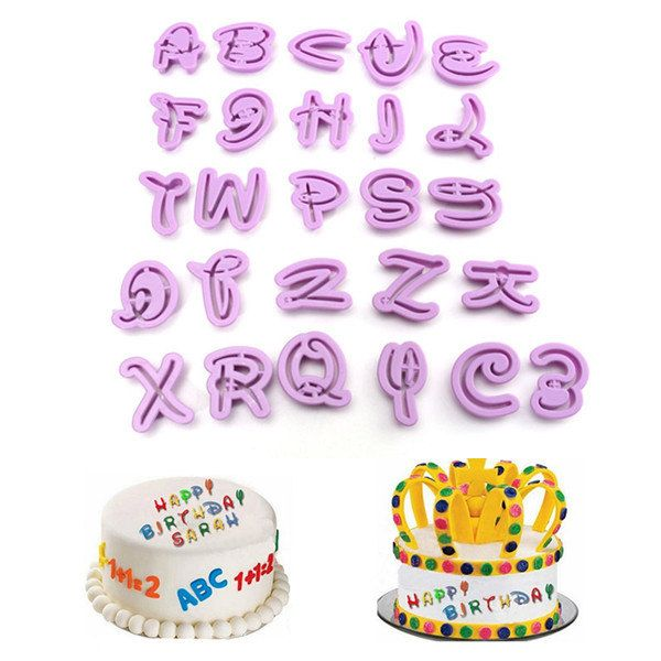 Cake Decorating Letter Cutters : 17 Best ideas about Cake Decorating Shop on Pinterest ...