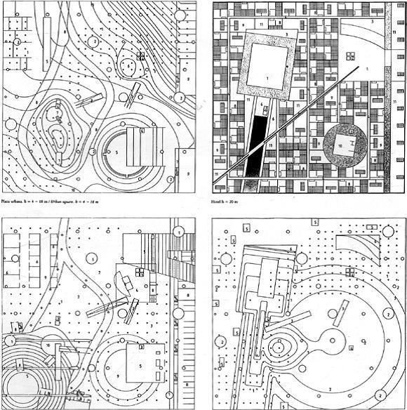 MAT-BUILDING COME ELEMENTO DELLA CITTÀ - VILLAGGIO. Giovanna Licari | Arcduecittà .world - Architecture, Research, City