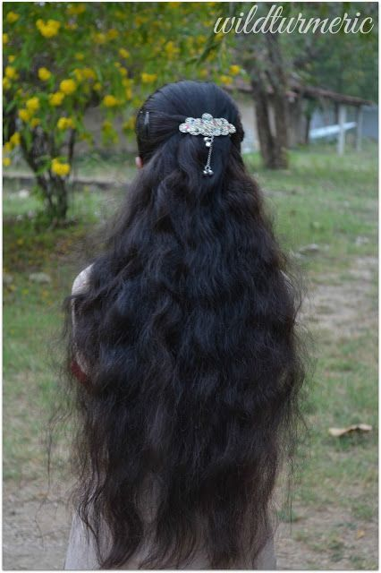 ANCIENT INDIAN SECRETS FOR GROWING LONG HAIR