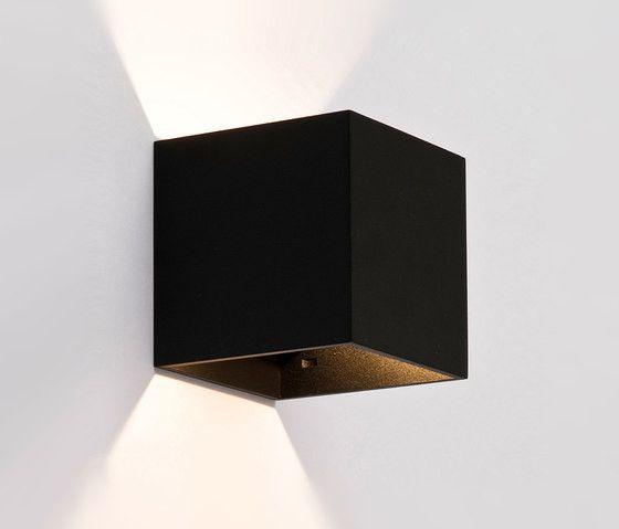 Wever & Ducré Box 1.0 Wandlamp zwart by Wever & Ducré