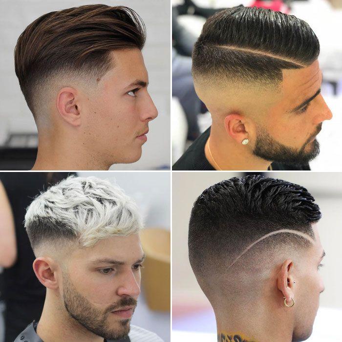 Haircut Types Male