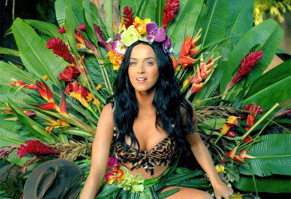 Katy Perry's 'Roar' Music Video: Look By Look | MTV Style