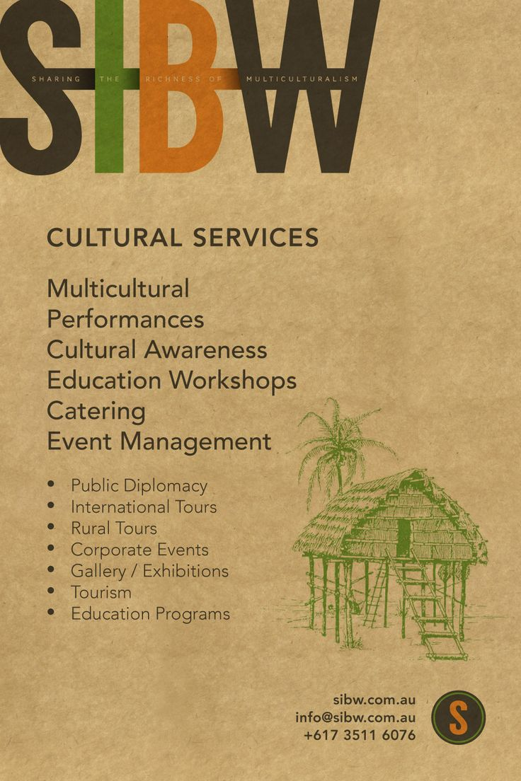 Cultural Services. SIBW Issue#3.